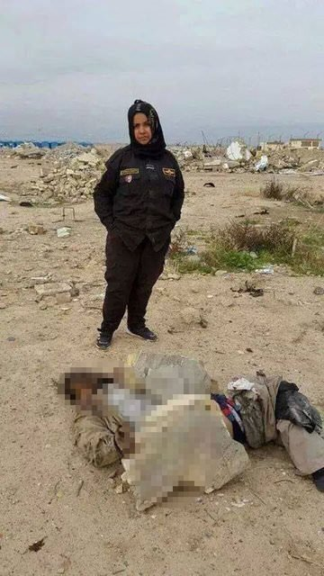 IŞİD'in korkulu rüyası!