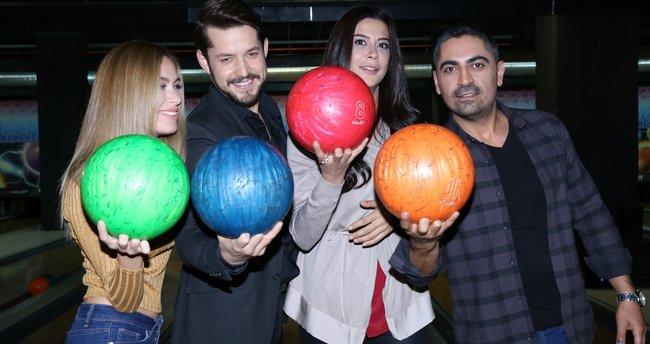 Çekimlere bowling arası