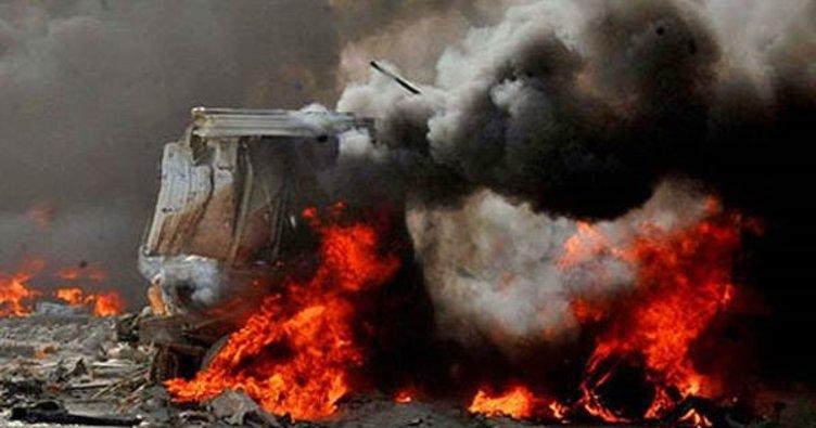 Kenya'da bombalı saldırı!