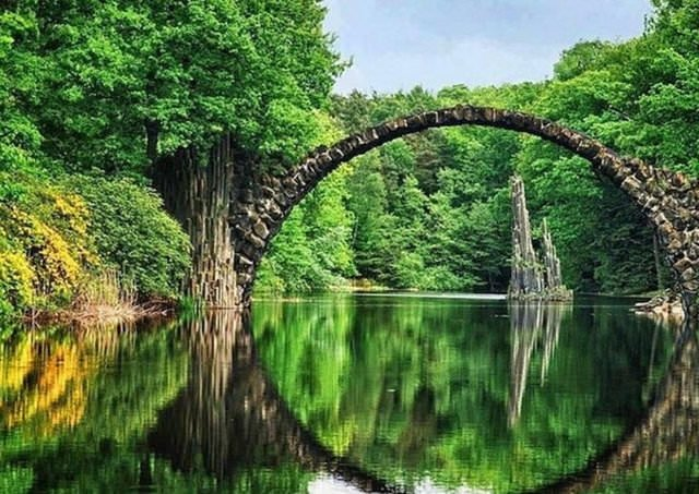 Dünyanın en muazzam köprüleri!