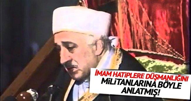 'Bir askerimiz atılacağına tüm imam hatipler kapansın'