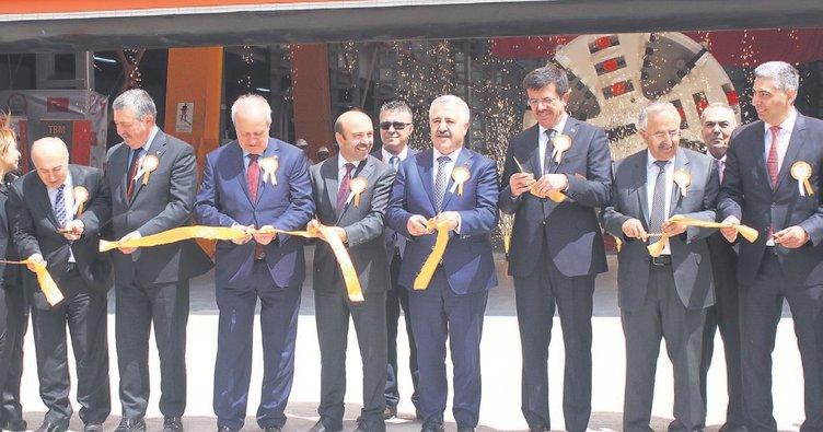 İlk yerli tünel açıcı Ankaralı sanayiciden
