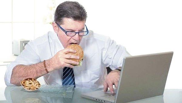 Beslenme tarzı iş verimini etkiliyor