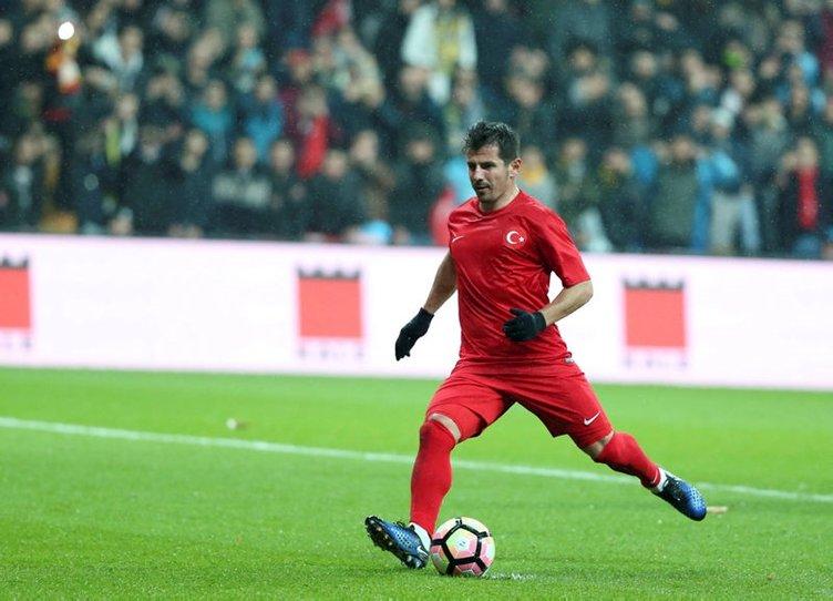 Emre Belözoğlu: Fenerbahçe'ye gitmek isterim
