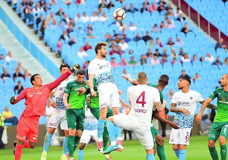 Trabzonspor 'aşk'a geldi!