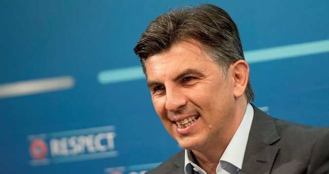 UEFA Baş Teknik Sorumlusundan Terim'e ziyaret