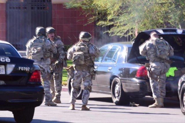 ABD'de silahlı saldırı
