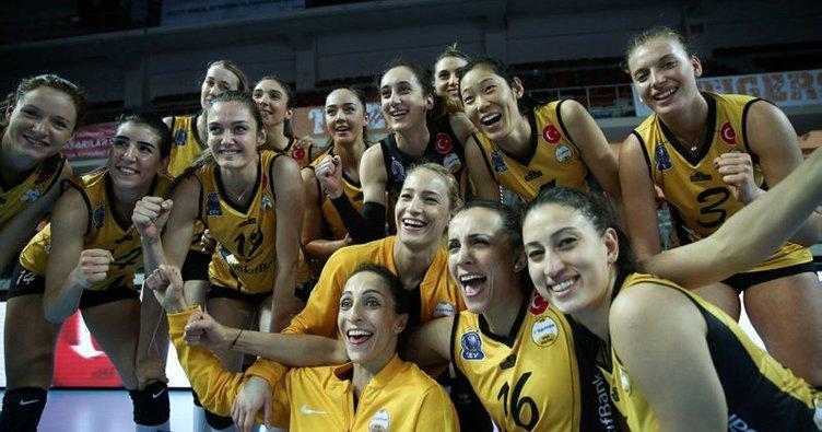 Türkiye, salon sporlarında Avrupa'nın zirvesinde