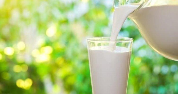 Menopoz döneminde light süt içerek kalsiyum...