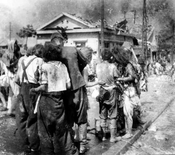 İnsanlığın kaybettiği yer:Hiroşima