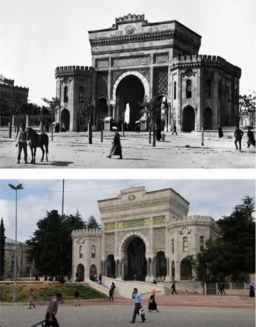 İstanbul'un dönüşümü