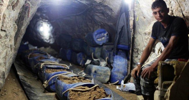 Gazze'nin soluk borusuna operasyon!