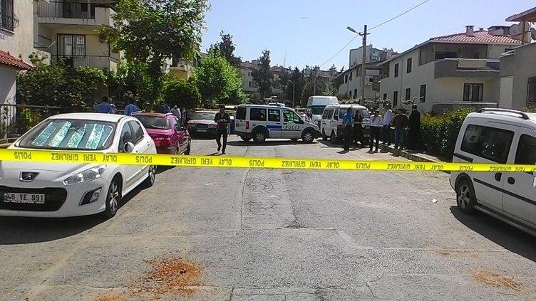 İzmir'de vahşet: Anne-oğula arabada infaz