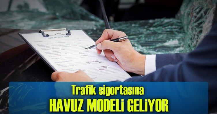 Trafik sigortasına yeni model