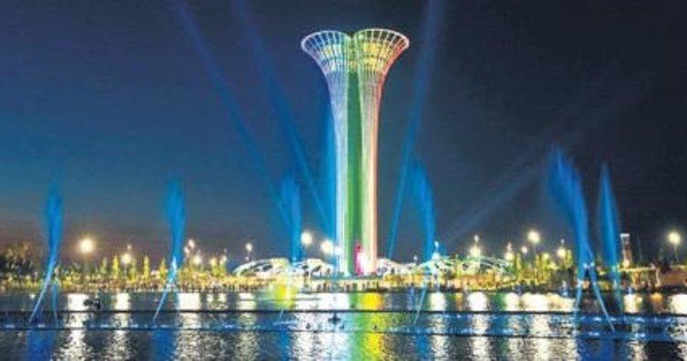 'Expo Kulesi'nin adı finale yazıldı