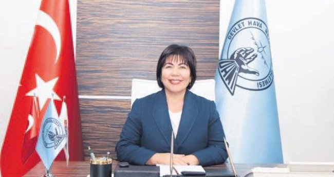 Havalimanlarına ilk kadın genel müdür