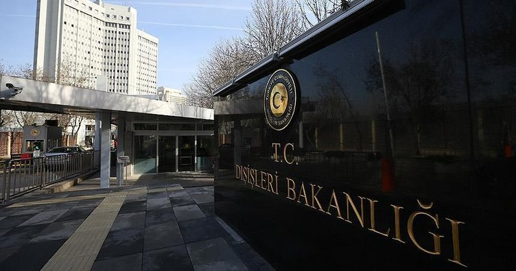 Dışişleri Bakanlığı Londra saldırısını kınadı