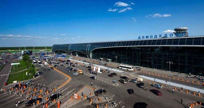 Moskova havalimanında bomba paniği