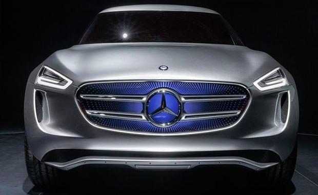 Mercedes Benz G-Code detaylanıyor!