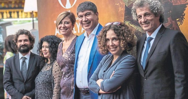 Sinemacıların adresi Antalya
