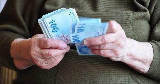 2 çocuklu emekliye 270 lira zam!
