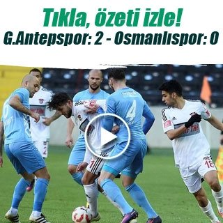 Osmanlıspor kupada gazi!