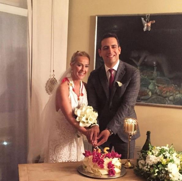 Helin Avşar evliliğiyle ilgili ilk kez konuştu