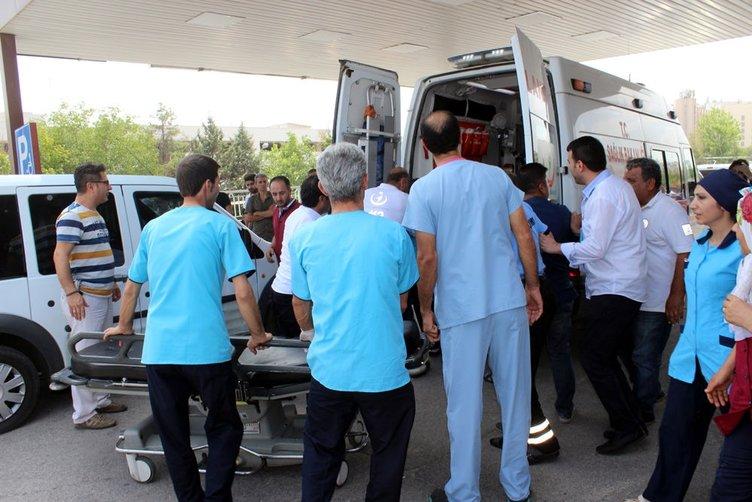 Diyarbakır'da patla! Olay yerinden ilk kareler
