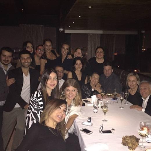 Zehra'ya özel doğum günü partisi