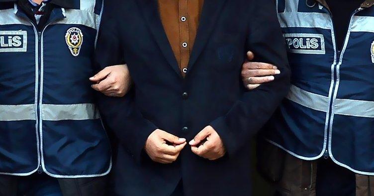 Tarsus'ta FETÖ operasyonu: 20 gözaltı