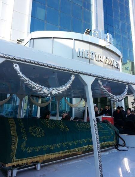 Hasan Karakaya son yolculuğuna uğurlandı