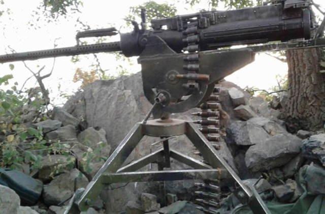 Sınırın sıfır noktasında saldırı hazırlığındaki teröristlere operasyon