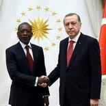 Cumhurbaşkanı Erdoğan:Benin'de FETÖ okulları kapatılacak.