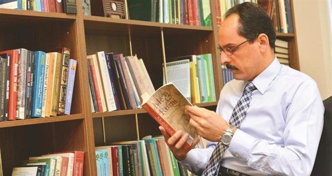 Cumhurbaşkanlığı sözcüsü Kalın'ın yeni kitabı çıktı