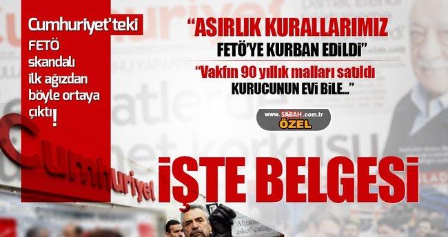 Alev Coşkun: Cumhuriyet asırlık kuralını FETÖ için esnetti!