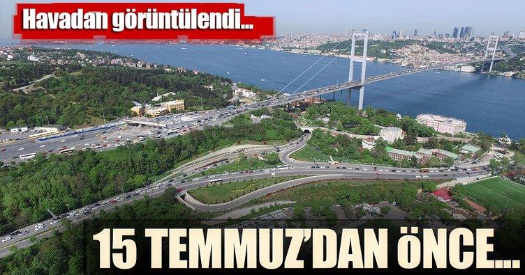 15 Temmuz Şehitler Köprüsü serbest geçişe hazırlanıyor