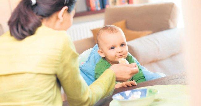 Bebeğinizi ilk üç yıl organik gıdayla besleyin