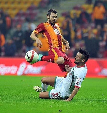 Galatasaray - Bursaspor maçı Twitter'ı salladı!