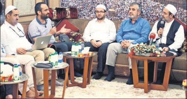 'Din Şûrası'nı toplayıp hataları konuştuk'