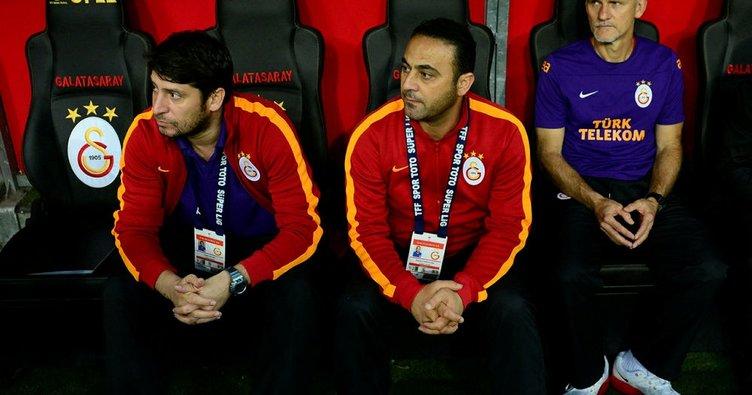 Adana Demirspor'da rota Hasan Şaş!