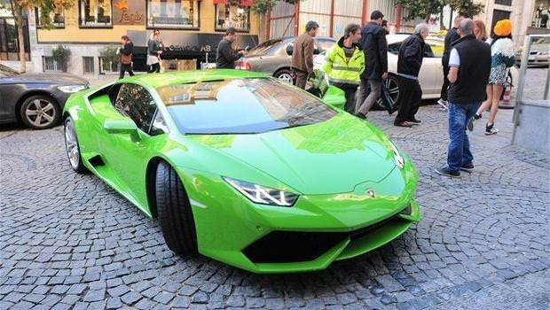 Asena Erkin'den Lamborghini açıklaması
