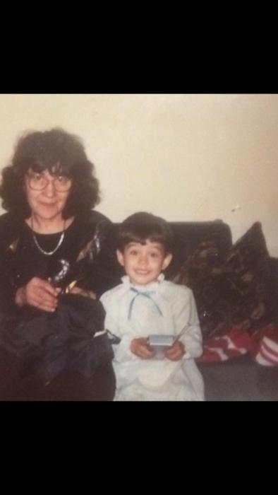 Oyuncu Burçin Abdullah: Babaannem de mülteciydi