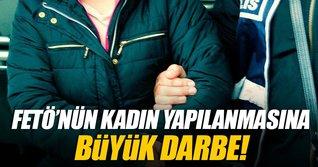 FETÖ'nün 'kadın yapılanması'na yönelik operasyon: 78 gözaltı