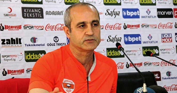 Adanaspor, Beşiktaş maçına odaklandı