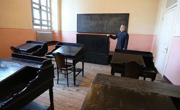 İşte tartışılan Heybeliada Ruhban Okulu'nu son durumu