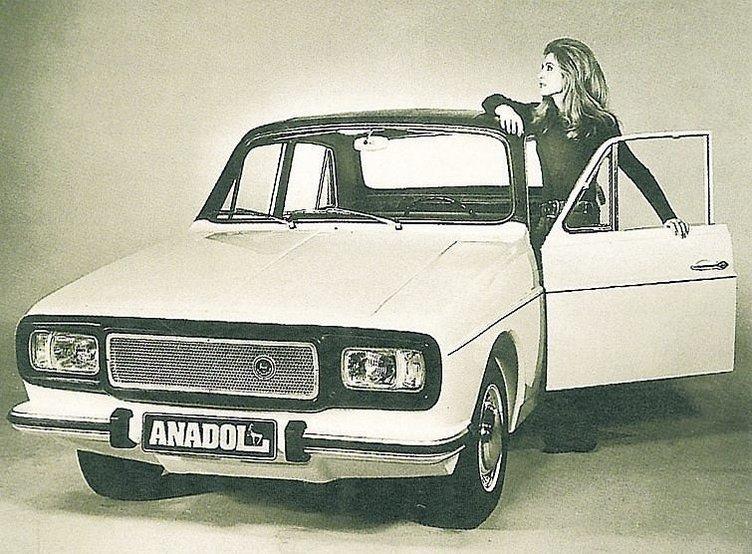 Anadol 50 yaşında.