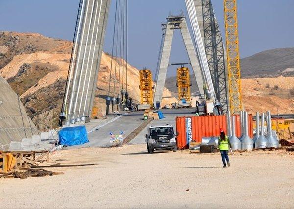 Nissibi Köprüsü'nün yapım süreci
