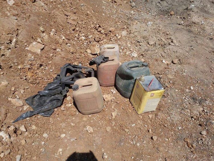 Şırnak'ta bomba yüklü 3 araç bulundu!