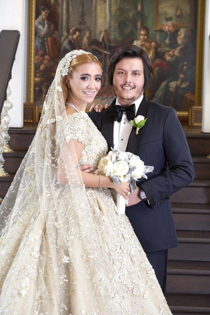 Ali Ağaoğlu'ndan kızı Sena'ya hafızalardan silinmeyecek düğün