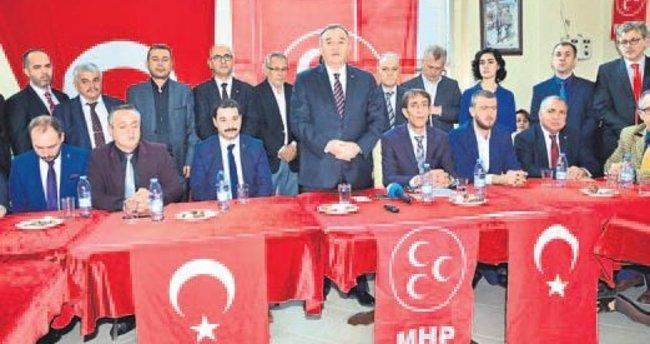 """""""CHP'nin tahterevalli siyaseti sona ermiştir"""""""